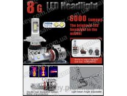 G8 автомобильные LED лампы фар