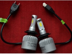 S2 H7 LED COB HeadLight 6500K/16000LM