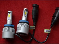 S2 H8 LED COB HeadLight 6500K/16000LM