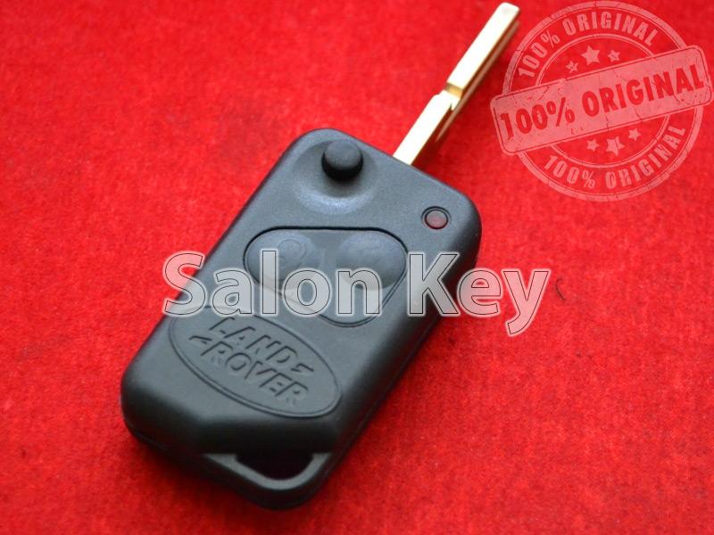 Корпус ключа LAND ROVER для выкидного ключа 2 кнопки оригинал