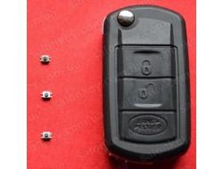 Ремкомплект для ключа Land Rover корпус+микрики