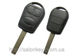 Ключ Ленд Ровер 3 кнопки 433Мгц PCF7935 ID44 EWS