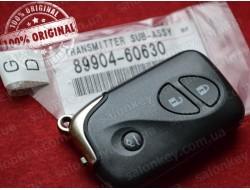 89904-60630 Ключ Lexus smart