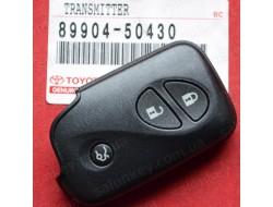 89904-50430 Ключ Лексус Смарт