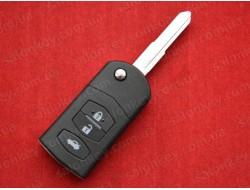 Выкидной ключ Mazda ID63 433Mhz Simens VDO 5WK43449W Оригинал