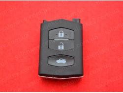 Корпус кнопок Mazda на выкидной ключ 3 кнопки