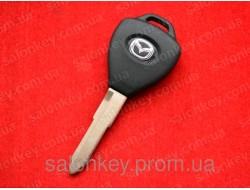 Ключ Mazda лезвие Maz24 с местом под чип эмулятор EHS