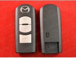 Mazda smart ключ корпус 3 кнопки