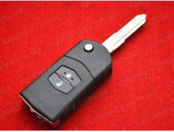Выкидной ключ Mazda ID63 433Mhz Simens VDO 5WK43409D