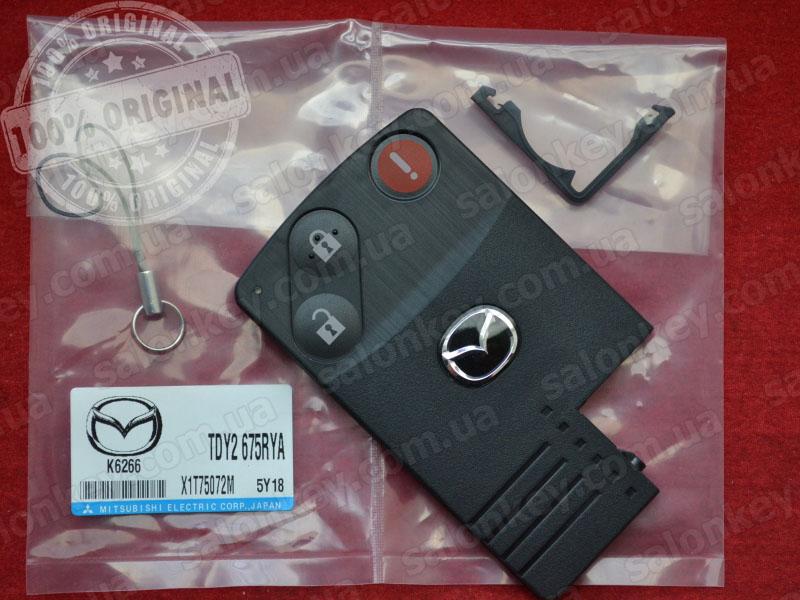 TDY2-67-5RYA Ключ Mazda
