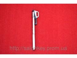 Ключ для Мерседесов лезвие для моделей с 1998г. Вариант №1