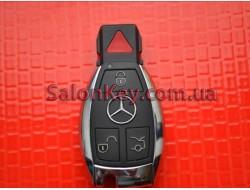 Ключ Mercedes NEC и BGA 3 кнопки 315Mhz