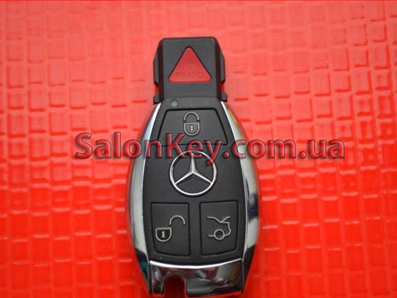 Ключ Mercedes Benz nec BGA