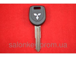 Ключ Mitsubishi, Outlander, Pajero, L200, galant, eclipse с местом под чип лезвие MIT 8L