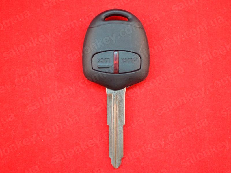 Ключ зажигания Mitsubishi Outlander