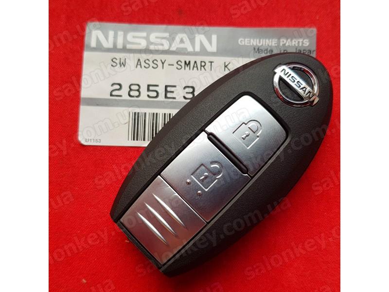 285E34CB0C Smart Key Nissan