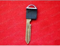 Ключ вставка в smart key Nissan