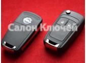 Ключ Opel ASTRA J с 2009- Аналог