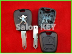 Ключ Peugeot 206 2005-2007 433Mhz ID46 (OEM)