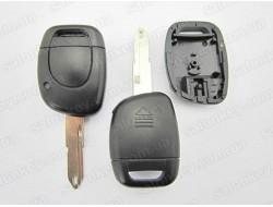 Ключ Renault 1 кнопка лезвие NE73