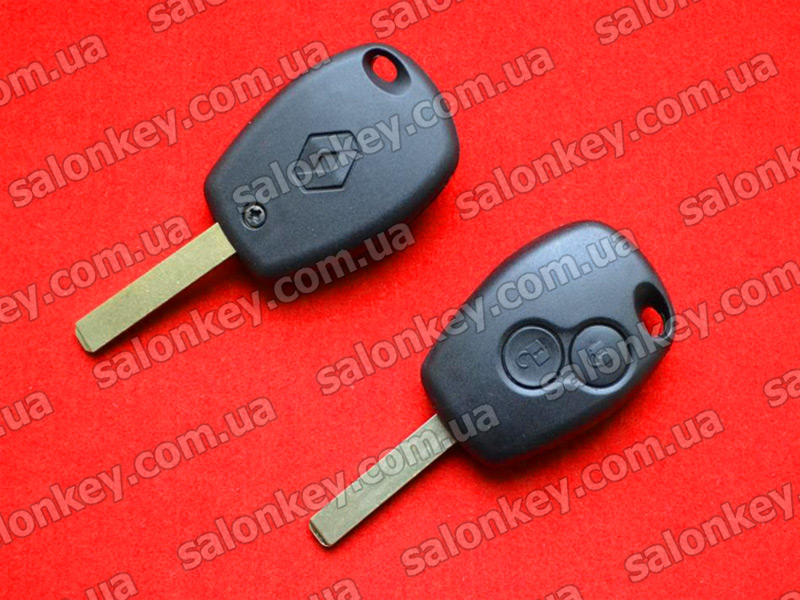 Ключ Renault корпус