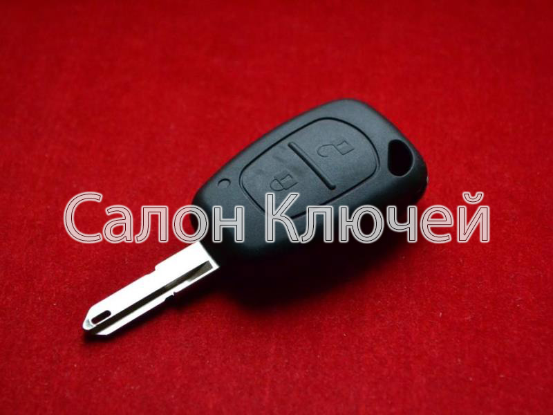 Изготовление ключа Renault