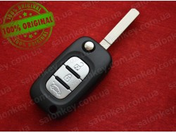 Ключ выкидной Renault Fluence с 09г
