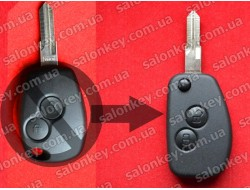 Выкидной ключ для переделки Renault Kangoo с2008г.