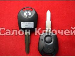 Ключ Ключ SsangYong rexton, korando, kyron, actyon original P/N: 87170-08B31 Оригинал