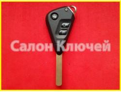 57497AG153 Ключ Subaru с чипом ID62 и кнопками 433Mhz (OEM)
