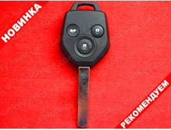 Ключ Subaru 3 кнопки 434Mhz 4D ID62