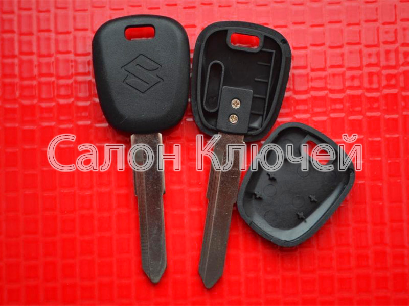 Ключ с чипом Suzuki SX4, Grand Vitara, Swift, Splash, Vitara