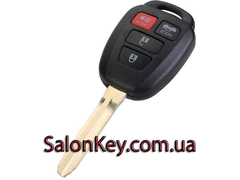 8907006420 Key Toyota