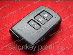 Смарт ключ Toyota Highlander с 2013г