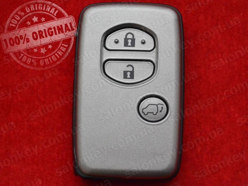 8990460762 Smart key Toyota