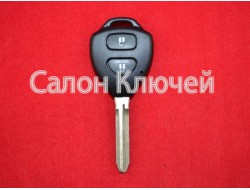 89070-28850 Ключ TOYOTA с чипом и радиоканалом (OEM)