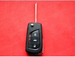 89070-05030 Ключ Тойота лицензия Турция