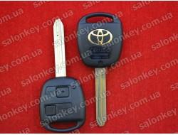 89070-60790 Ключ Тойота с чипом и кнопками
