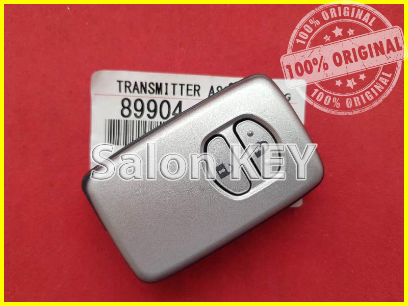 8990460751 Smart key Toyota