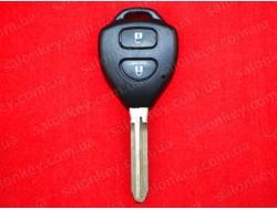 Ключ TOYOTA IQ 2 кнопки. с 2010г