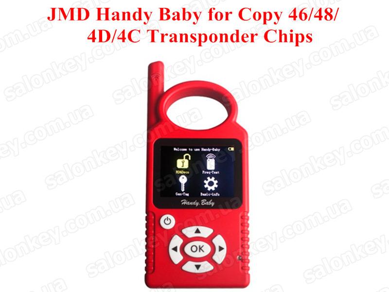 Handy Baby Car Key Copy Key Programmer for 4D/46/48 Chips Key Copy