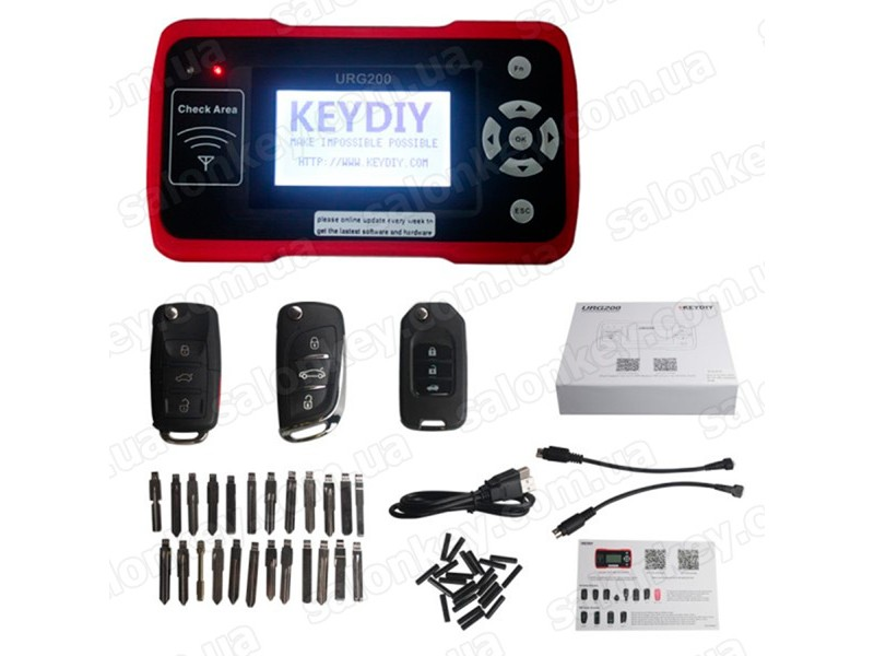 URG200 Remote Maker the Best Tool for Remote Control
