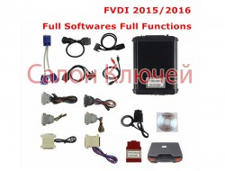 FVDI FULL 2016 ABRITES Commander with 18 Softwares