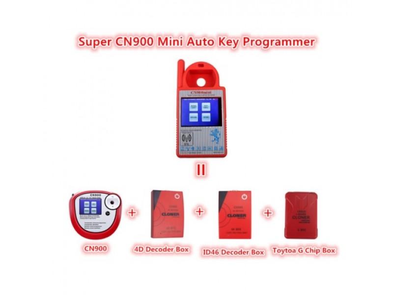 CN900 Mini программатор ключей и трансподеров