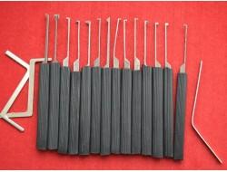 KLOM 14 отмычки для перфорированых лазерных замков
