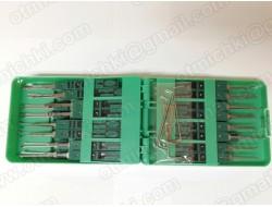 KLOM 33 набор отмычек в кейсе