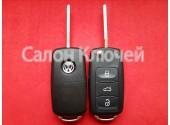 Ключ Volkswagen с чипом 5K0837202D 434Mhz CAN id48