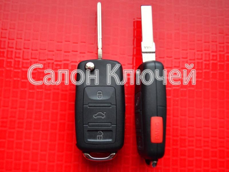 Ключ Volkswagen 5K0837202AE