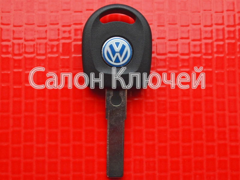 Ключ Volkswagen с чипом id48