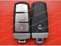Смарт ключ Volkswagen 433Mhz CAN 48ID 3C0 959 752 AD